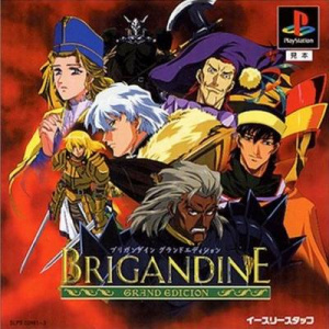 Brigandine: Grand Edition (English Patched) EBOOT PSP - NostalgiaLand