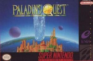 Paladin's Quest sur SNES