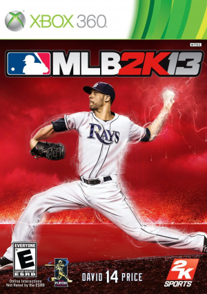 Major League Baseball 2K13 sur 360