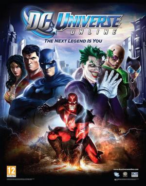 DC Universe Online sur PS4