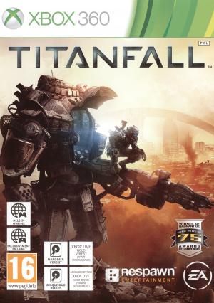 Titanfall sur 360