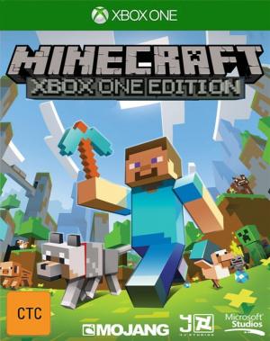 Minecraft sur ONE