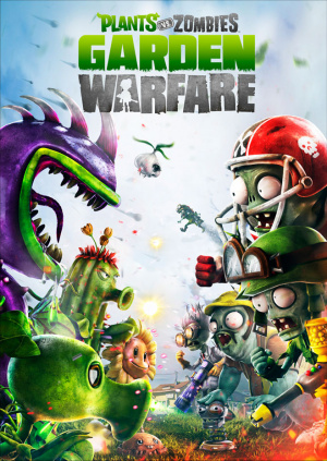 Plants vs Zombies : Garden Warfare sur 360