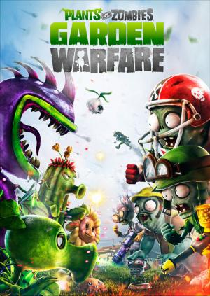 Plants vs Zombies : Garden Warfare sur 360