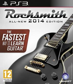 Rocksmith Edition 2014 sur PS3
