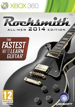 Rocksmith Edition 2014 sur 360