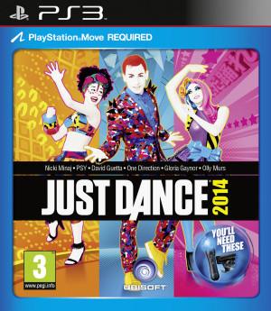 Just Dance 2014 sur PS3