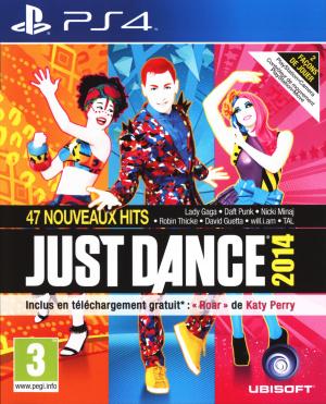 Just Dance 2014 sur PS4