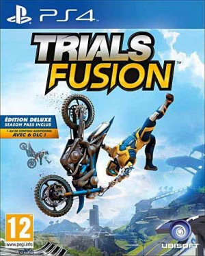 Trials Fusion sur PS4