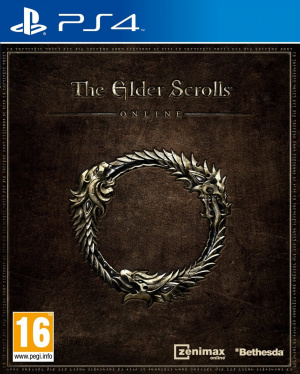 The Elder Scrolls Online : Tamriel Unlimited sur PS4