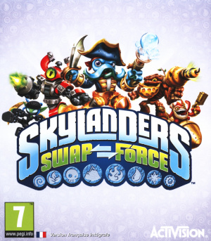 Skylanders SWAP Force sur ONE