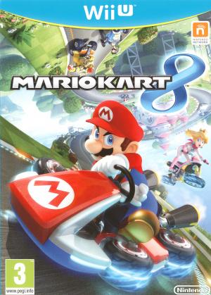 Mario Kart 8 sur WiiU