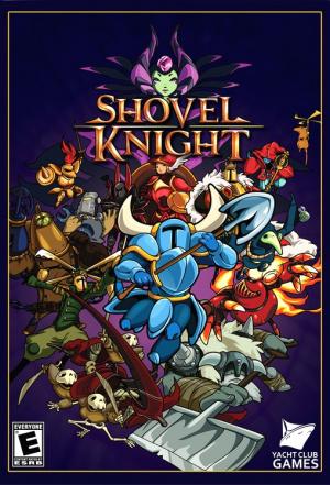 Jaquette de Shovel Knight