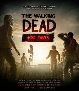 The Walking Dead : 400 Days sur Vita