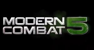Modern Combat 5 : Blackout sur Android