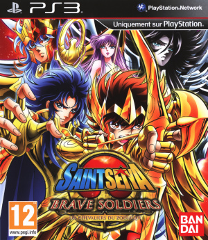 Saint Seiya : Brave Soldiers sur PS3