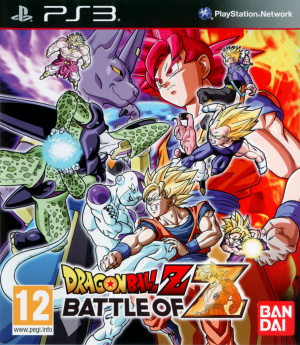 Dragon Ball Z : Battle of Z sur PS3