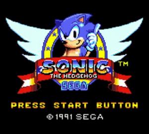 Sonic the Hedgehog sur 3DS