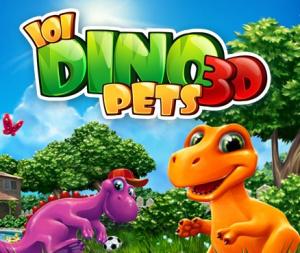 101 Dino Pets 3D sur 3DS