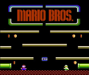 Mario Bros. sur WiiU