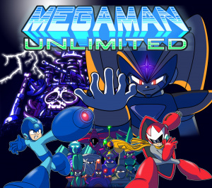 Mega Man Unlimited sur PC