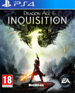 Dragon Age Inquisition sur PS4