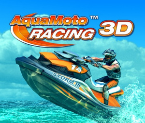 Aqua Moto Racing 3D sur 3DS