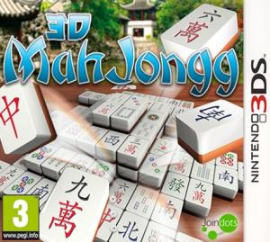 3D MahJongg sur 3DS