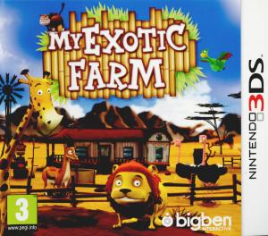 My Exotic Farm.3DS-VENOM