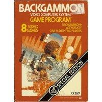 Backgammon sur VCS