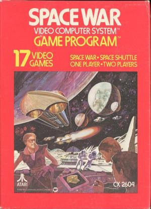 Space War sur VCS