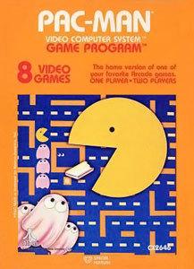 Pac-Man sur VCS