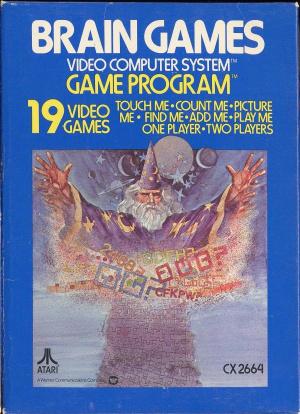 Brain Games sur VCS