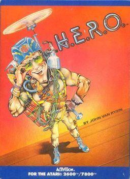 H.E.R.O. sur VCS