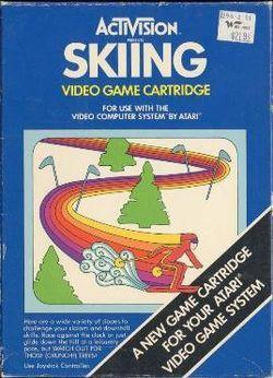 Skiing sur VCS