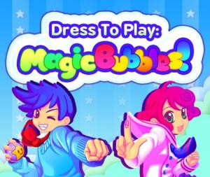 Dress to Play : Magic Bubbles! sur 3DS