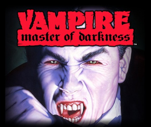 Vampire : Master of Darkness sur 3DS