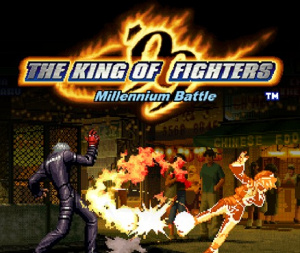 The King of Fighters '99 sur Wii