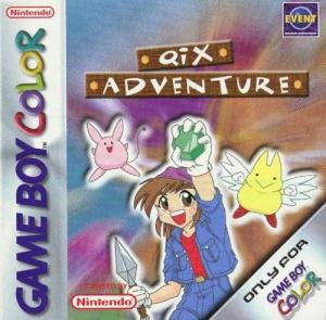 Qix Adventure sur GB