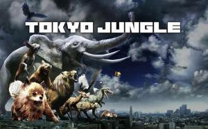 Tokyo Jungle Mobile sur Vita