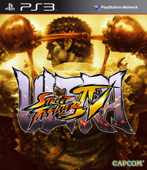 Ultra Street Fighter IV sur PS3