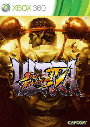 Ultra Street Fighter IV sur 360