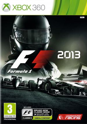 F1 2013 sur 360