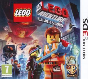 LEGO La Grande Aventure – Le Jeu Vidéo sur 3DS