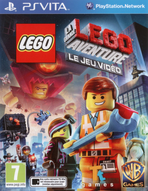 LEGO La Grande Aventure – Le Jeu Vidéo sur Vita