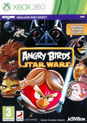Angry Birds Star Wars sur 360