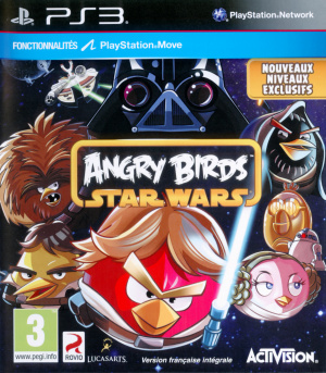 Angry Birds Star Wars sur PS3