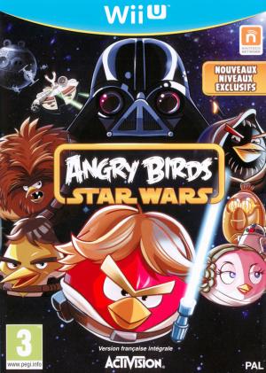 Angry Birds Star Wars sur WiiU