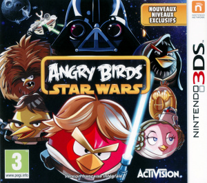 Angry Birds Star Wars sur 3DS
