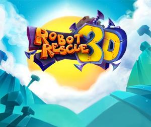 Robot Rescue 3D sur 3DS